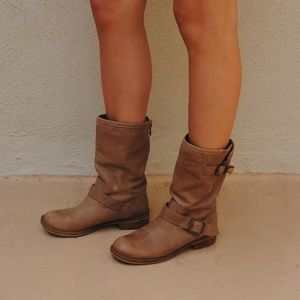 Tan Boots on sale!